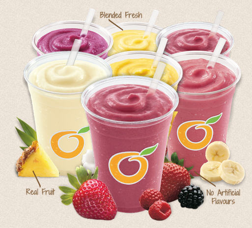 Dairy Queen Buy an Orange Julius Smoothie, Get One for $0.99 (Until May 21)