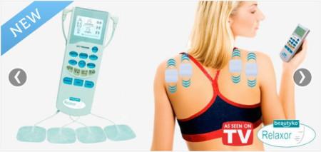 Relaxor Digital Pulse Massager by Beautyko