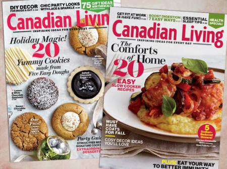 Canadian Living Magazine LivingSocial