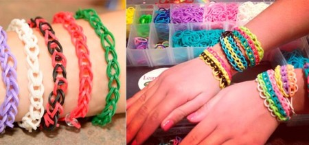 DIY Loom Band Kits with Optional Weaving Machine